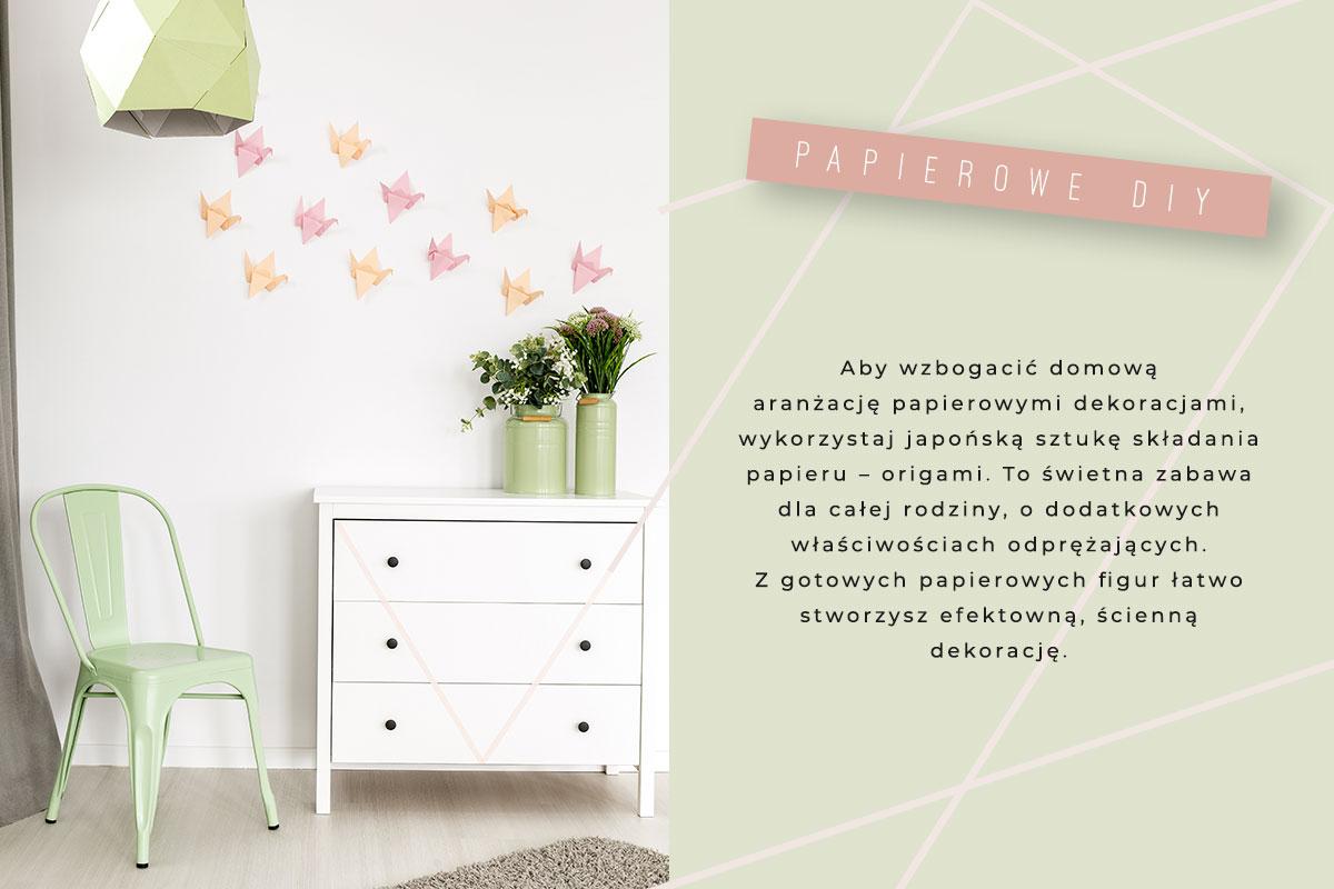Papierové doplnky pre domácnosť