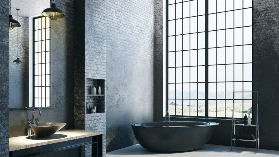 Ako vyzdobiť kúpeľňu v retro štýle?